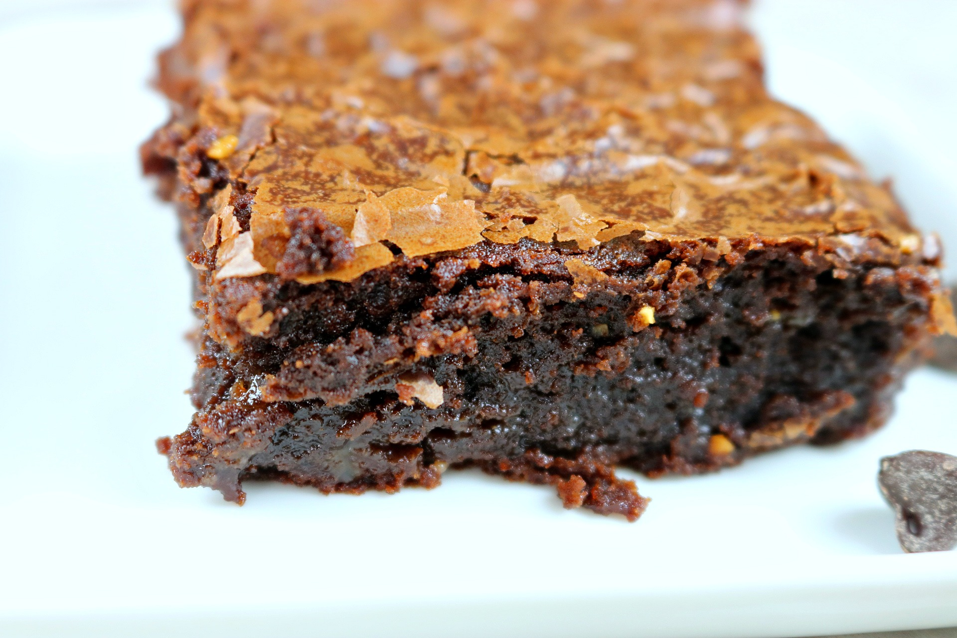 Doctored up box mix brownies | The Best Brownie Recipe Ever!
