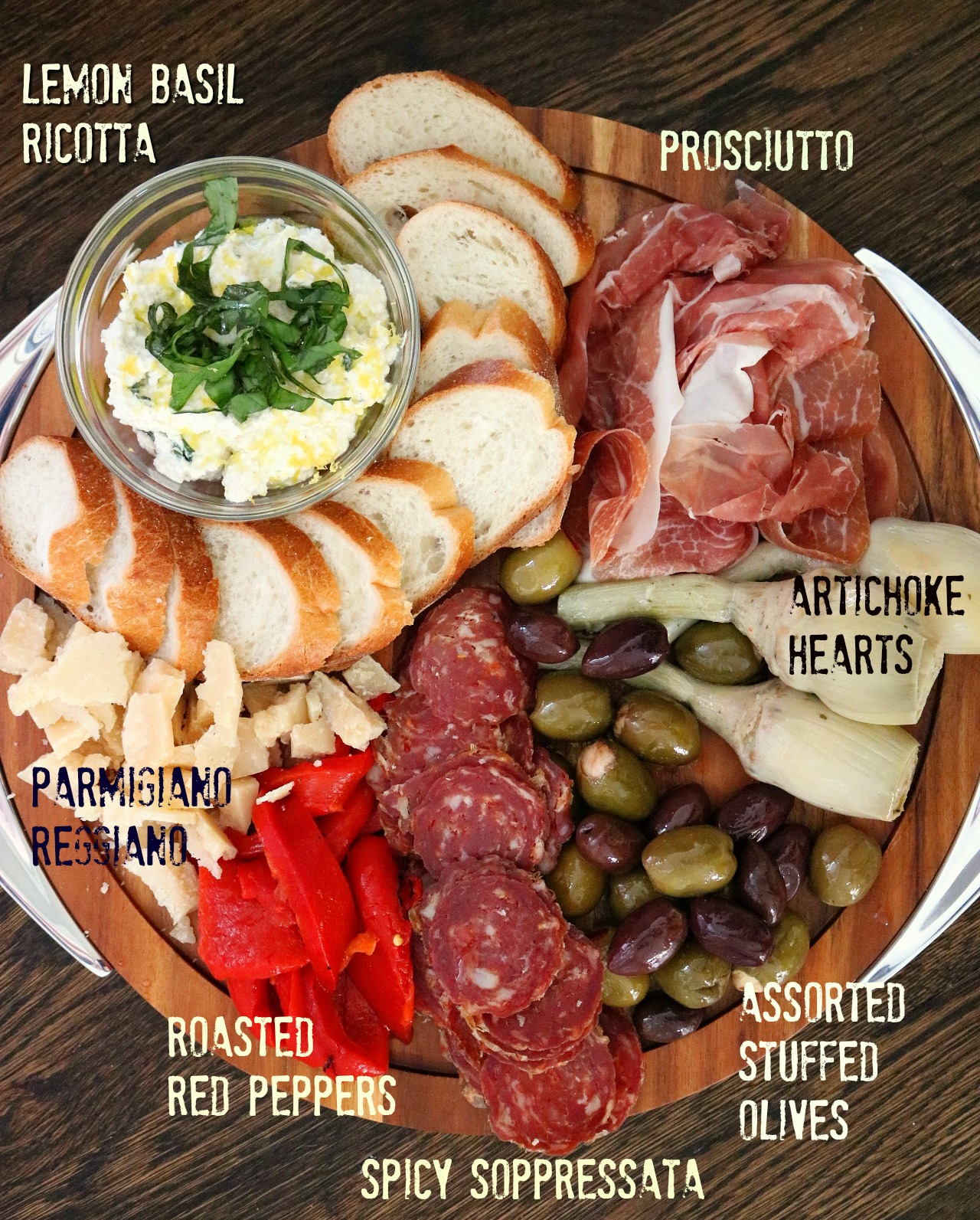 The Perfect Antipasto Platter In Only 5 Simple Steps