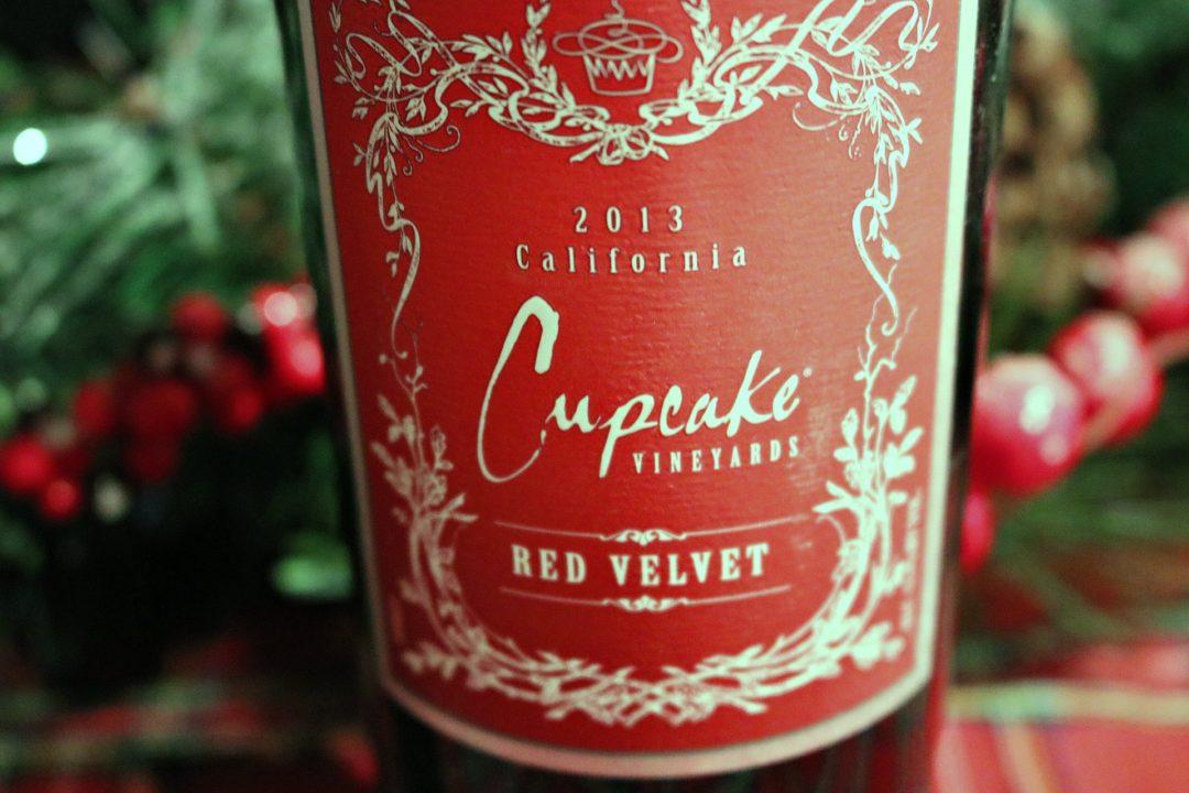 Cupcake red velvet wine, red wine, red velvet, cupcake wine