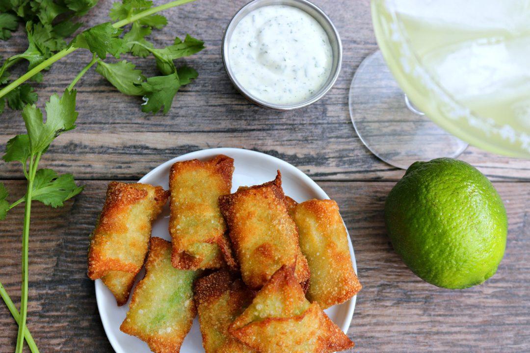 fried avocado bites
