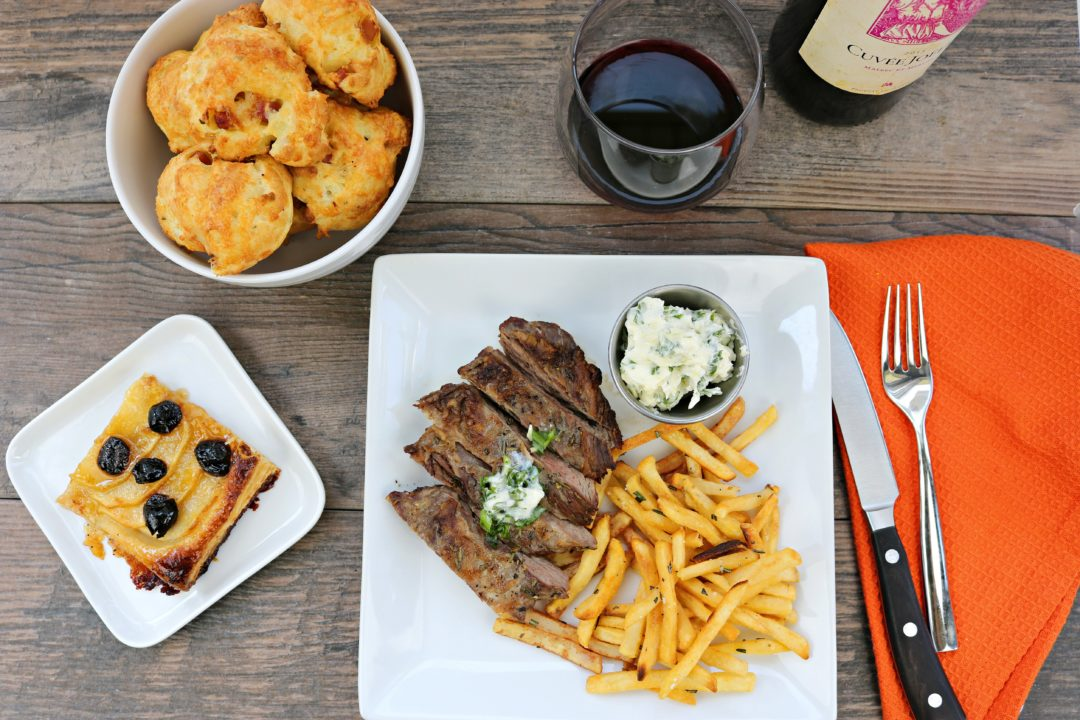 Inspiration For Dinner In Paris A Simple French Meal